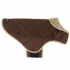 Regatta Chillguard Insulated Dog Coat Brown