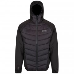 Regatta Mens Andreson Hybrid Jacket Black