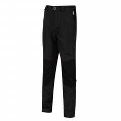 Regatta Kids Sorcer Mountain Trousers Ash/Black