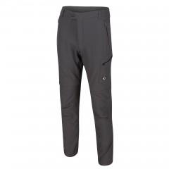Regatta Mens Highton Zip Off Trousers Magnet Grey