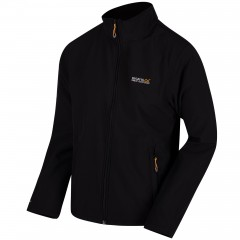 Regatta Cera Soft Shell Jacket Black