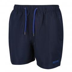 Regatta Mens Mawson Swim Shorts Navy