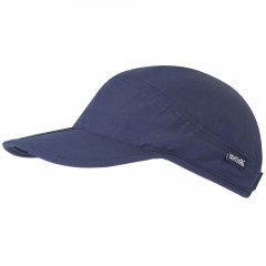 Regatta Folding Peak Cap Navy