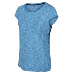 Regatta Ladies Hyperdimension Tee Blue Aster