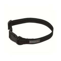 Regatta Comfort Dog Collar Black