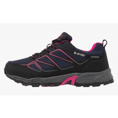 Hi-Tec Ladies Ripper Low Shoe Navy/Black/Magenta