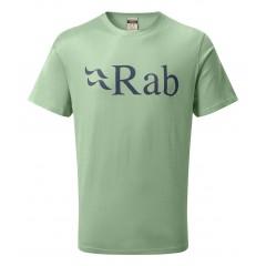 Rab Stance Logo Tee Silverpine