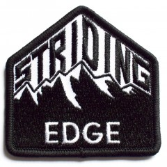 Striding Edge Woven Badge