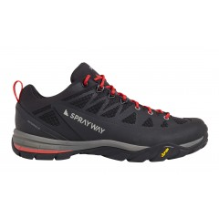 Sprayway Mens Cirrus HydroDry Shoe Black