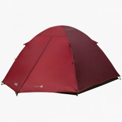 Highlander Birch 3 Tent Red