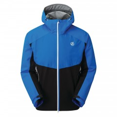 Dare2b Mens Touchpoint Jacket Athletic Blue/Black