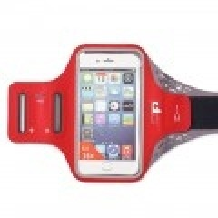 Ridgeway Phone Holder Armband Red