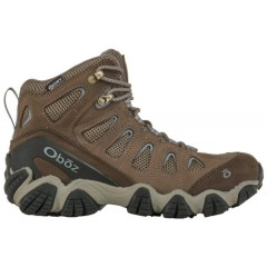 Oboz Ladies Sawtooth II Mid BDry Brindle/Tradewinds Blue