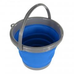TPR FOLDING BUCKET BLUE