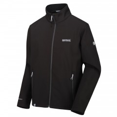 REGATTA MENS CERA JACKET BLACK