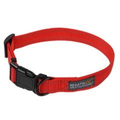 Regatta Comfort Dog Collar Red