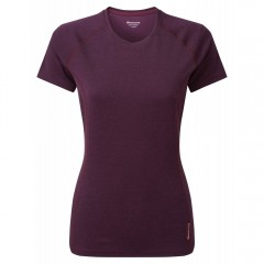 Montane Ladies Dart T-Shirt Saskatoon Berry