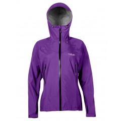 Rab Ladies Downpour Plus Jacket Nightshade