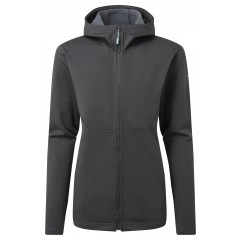Rab Ladies Geon Hoody Black/Steel Marl