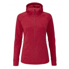 RAB LADIES NEXUS JACKET RUBY