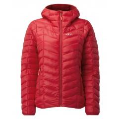 Rab Ladies Nimbus Jacket Ruby