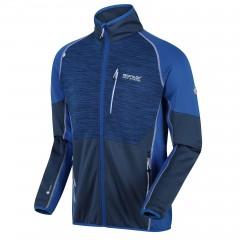 Regatta Mens Yare Soft Shell Jacket Denim/Blue