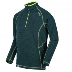Regatta Mens Yonder Fleece Deep Pine