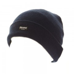 Thinsulate Knitted Hat Navy